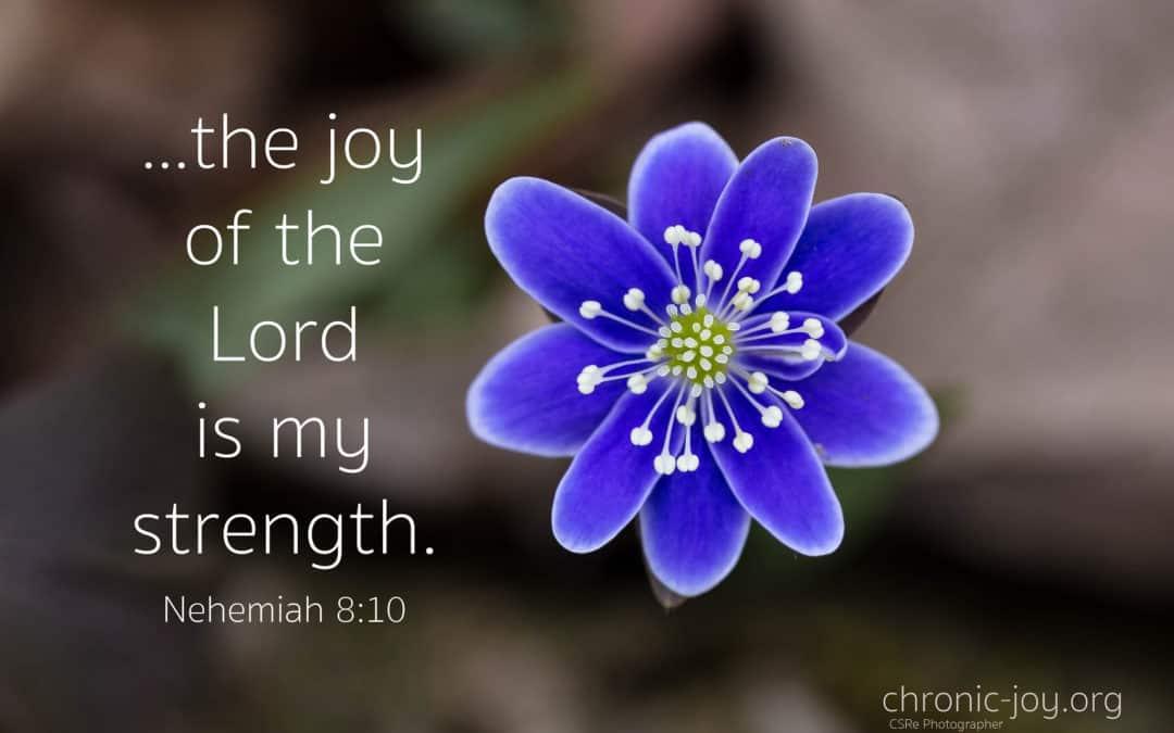 Joy is a Matter of the Heart
