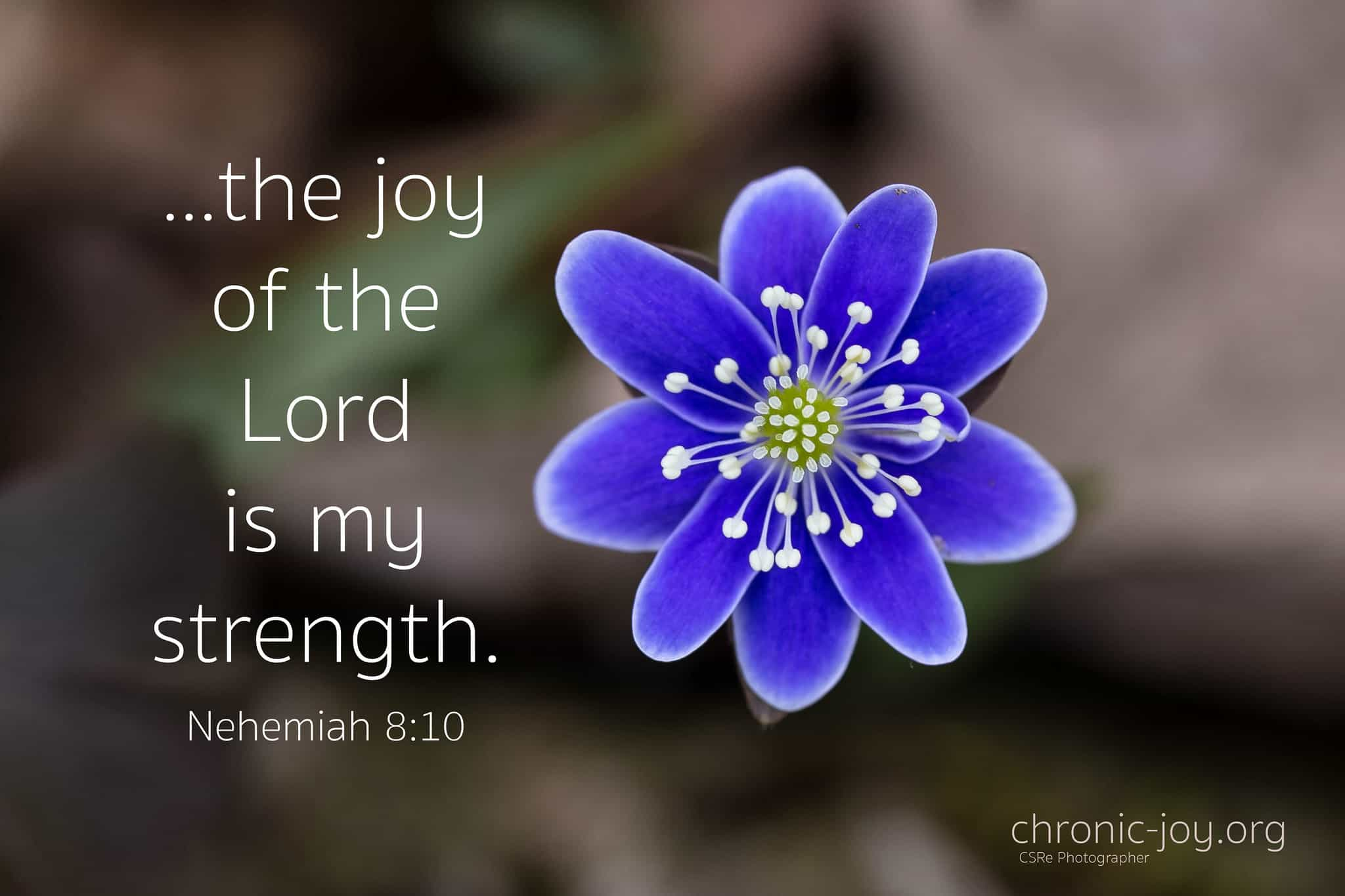 Joy is a Matter of the Heart