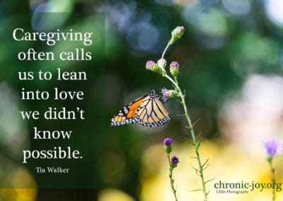 Caregiving calls us to lean into love