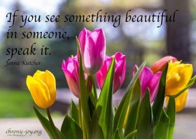 Speak Beauty