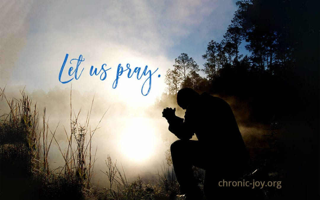 Prayer, Healing, and Chronic Illness