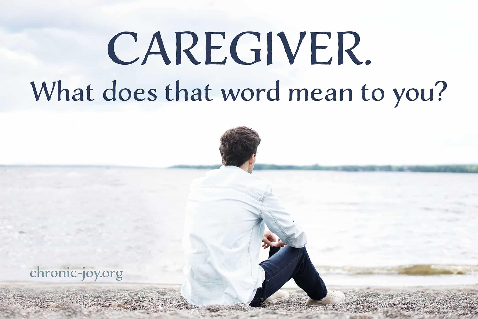 Caregiver – A Poetry Prompt