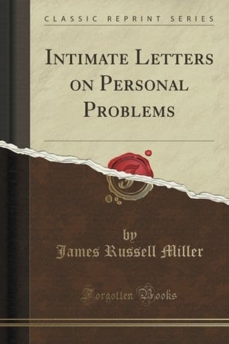 Intimate Letters on Personal Problems