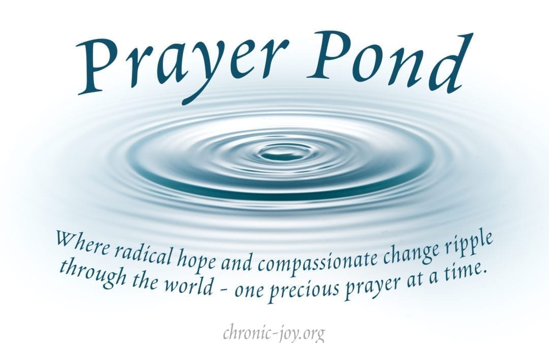 The Chronic Joy Prayer Pond