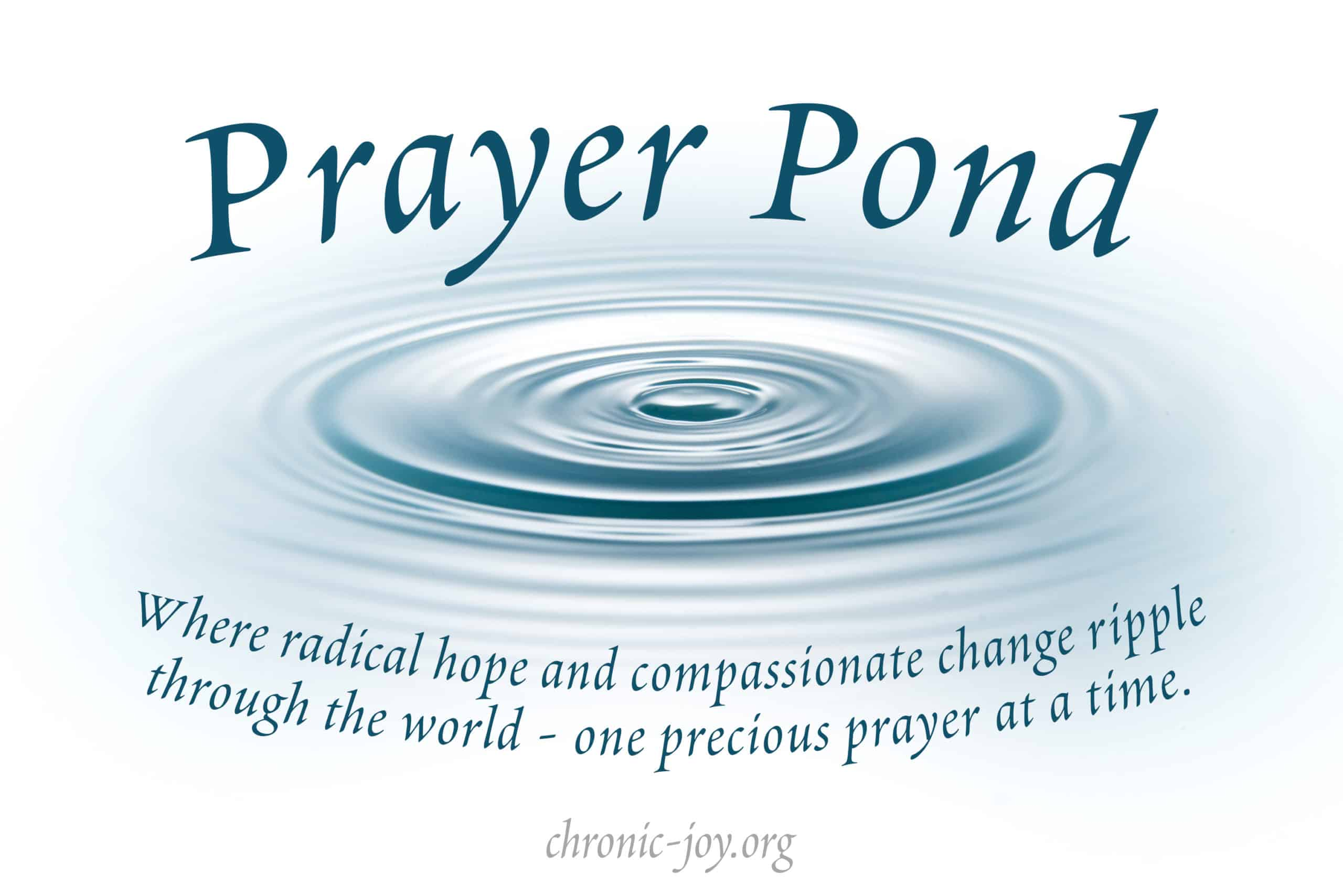 Prayer Pond