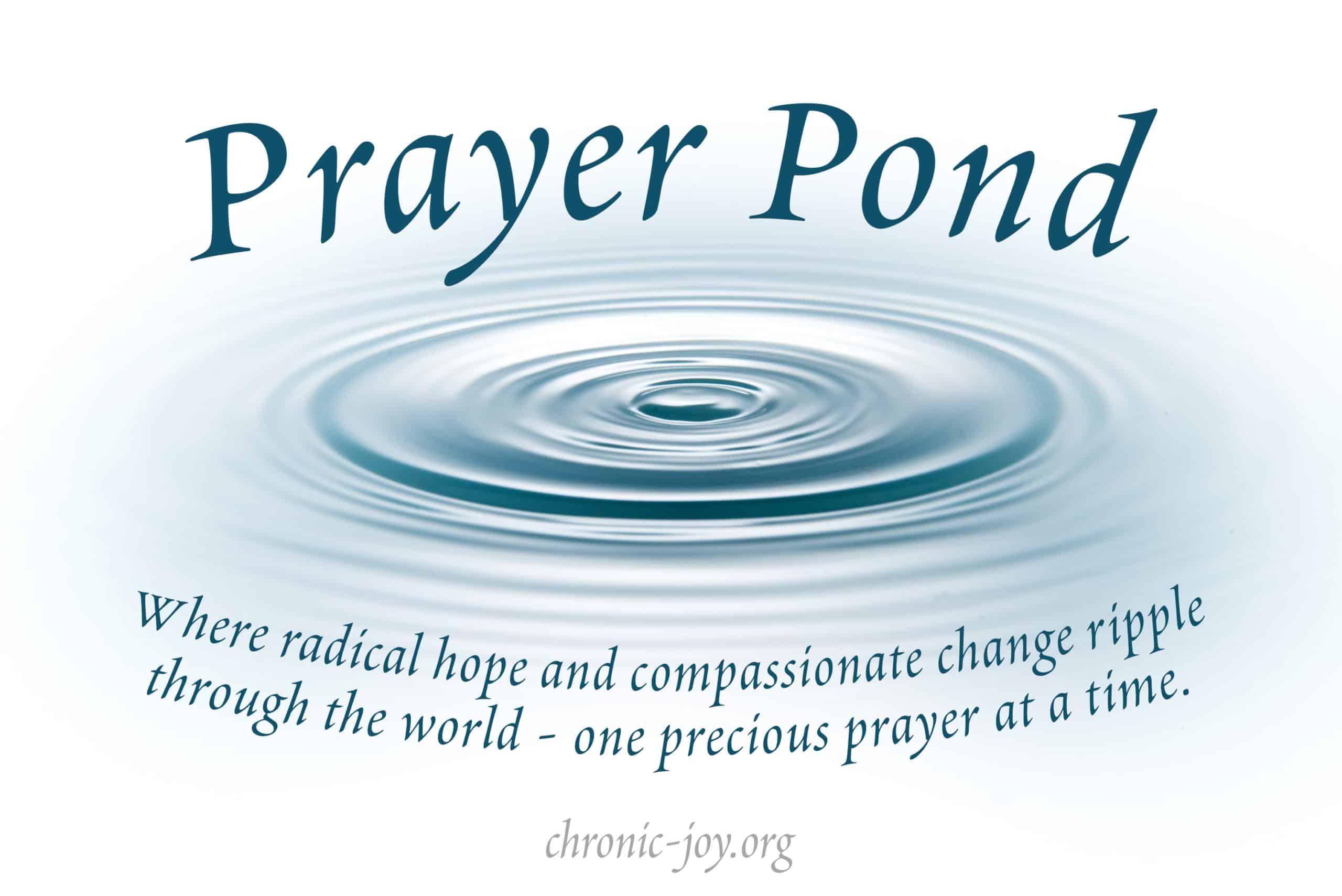 Prayer Pond