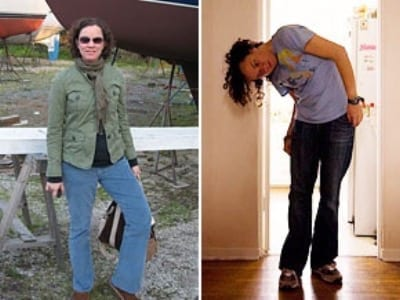 Michelle Novak - Before and After