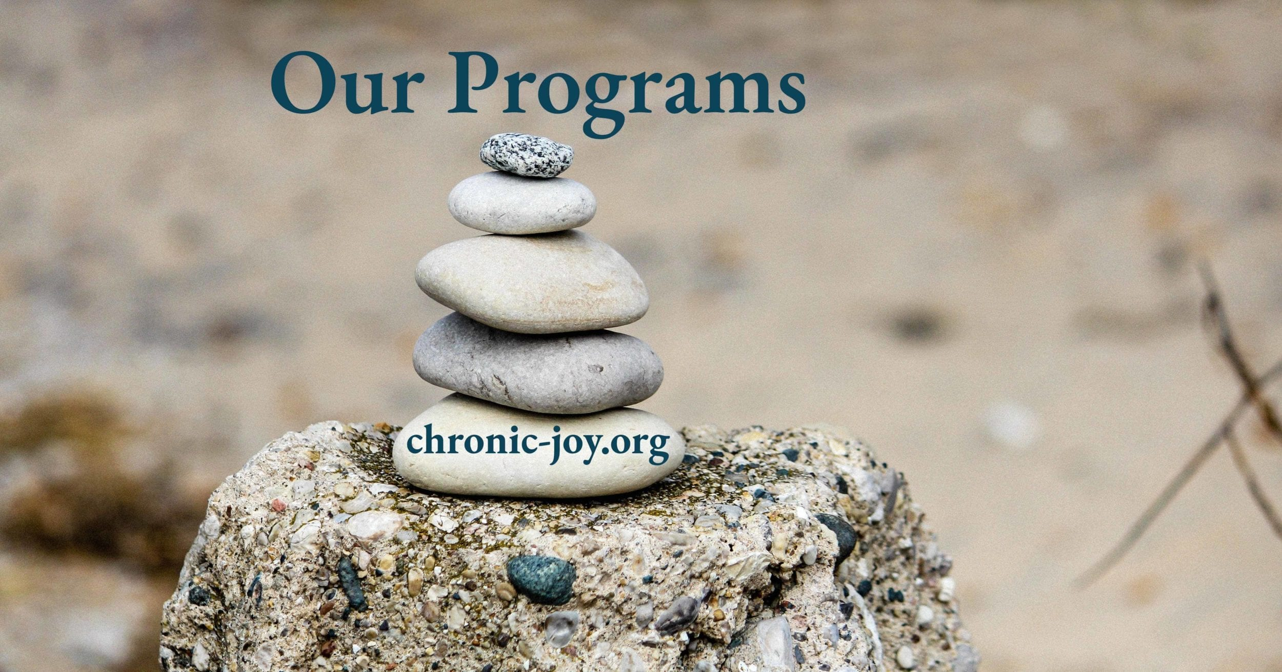 Our Programs | Chronic Joy