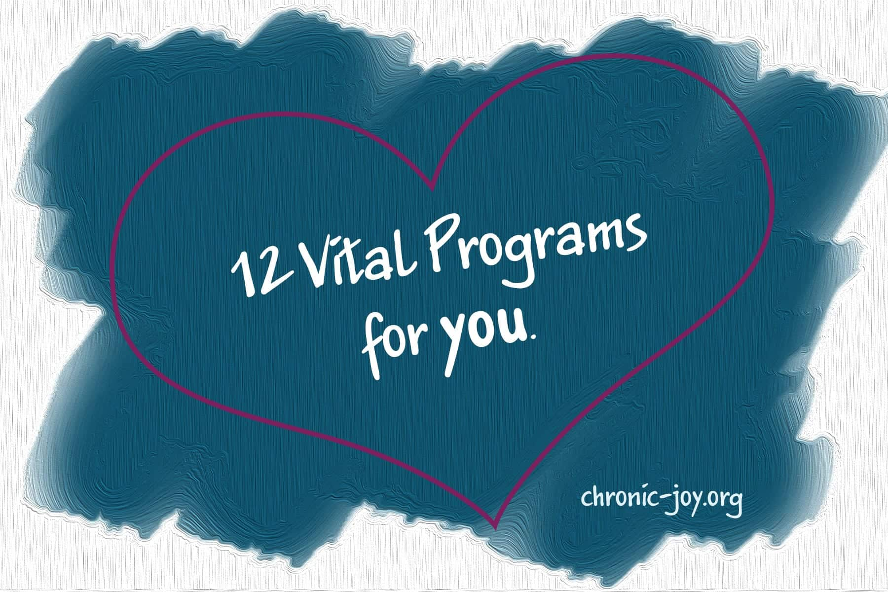 12 Vital Programs for you.