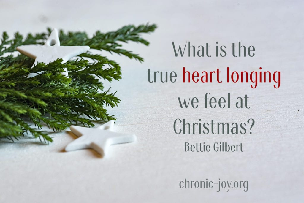 Heart Longings at Christmas • Prayer Prompts