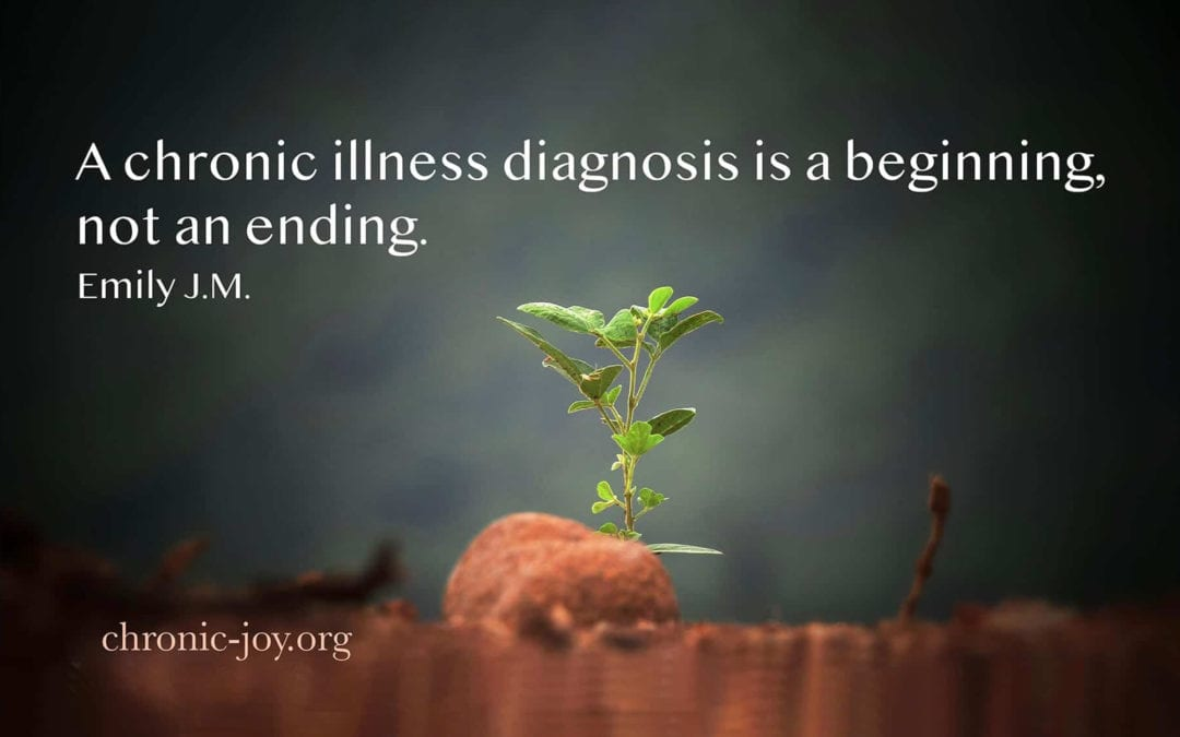 The One Rule of a Chronic Illness Diagnosis