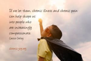 superpowers of chronic illness