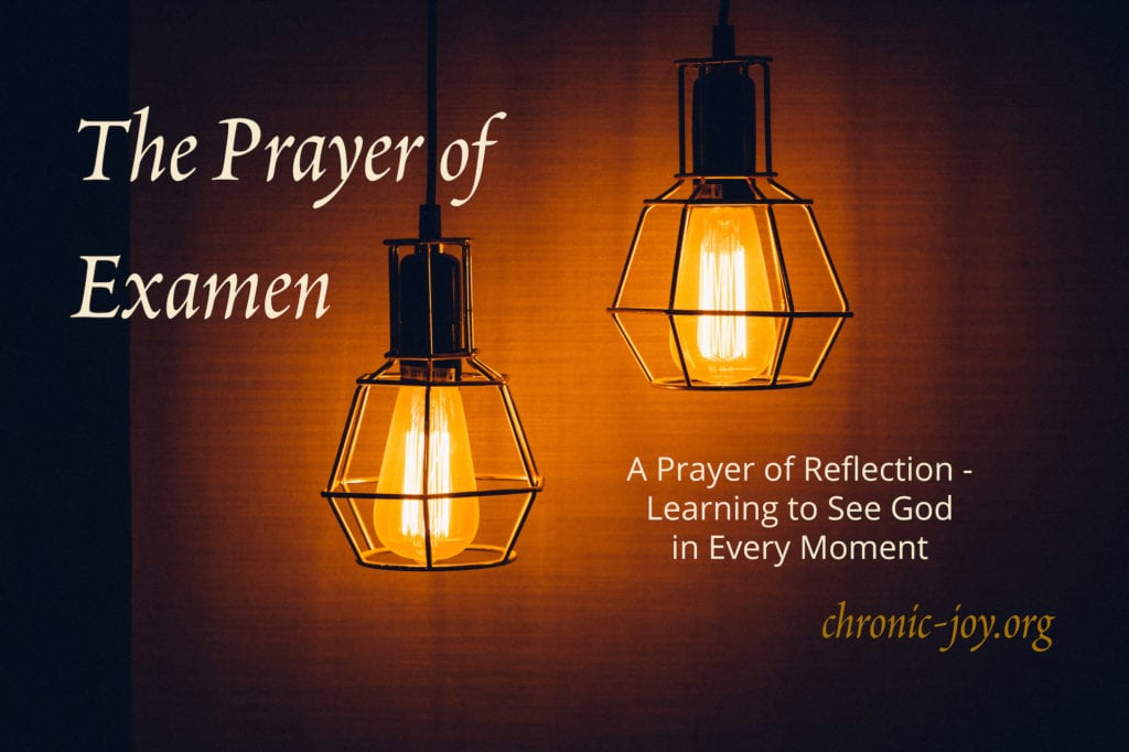 Prayer of Examen