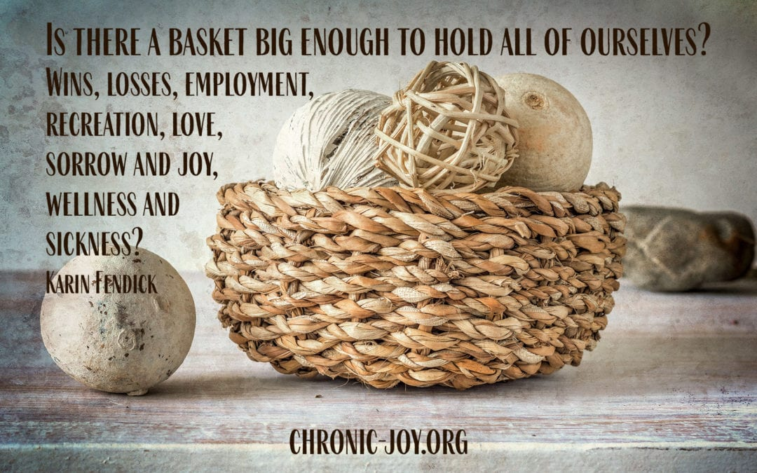 Baskets • Poetry Prompt