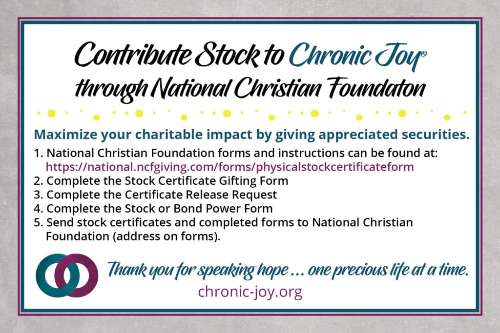 Contribute Stock