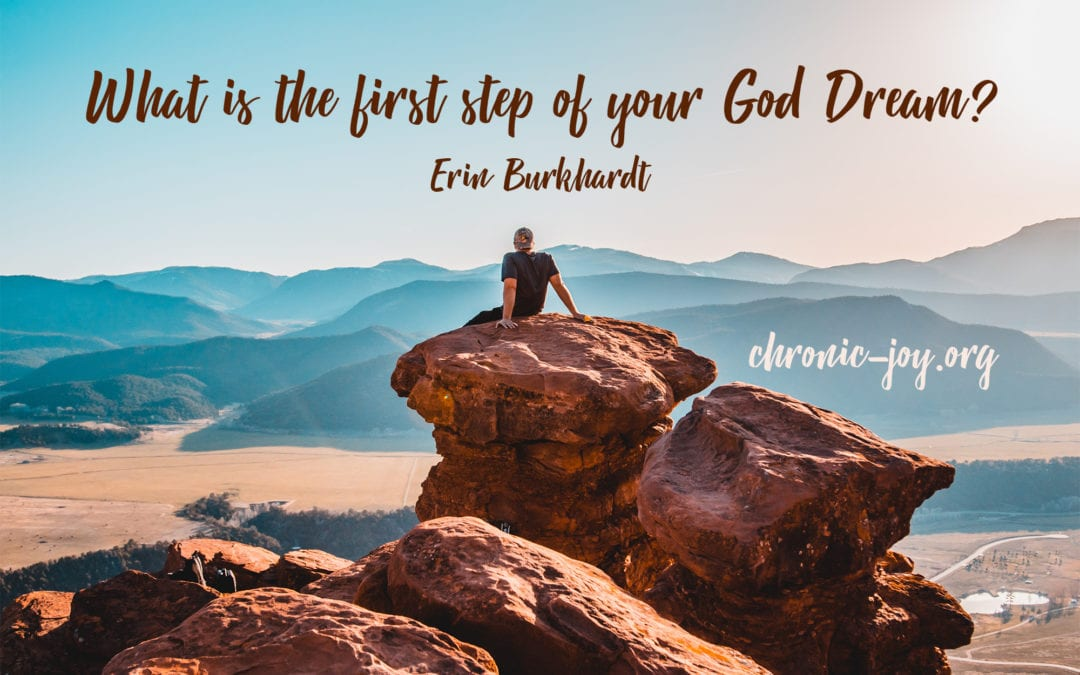 God Dreams • Embracing the Joy of Possibilities in a Life of Limitations