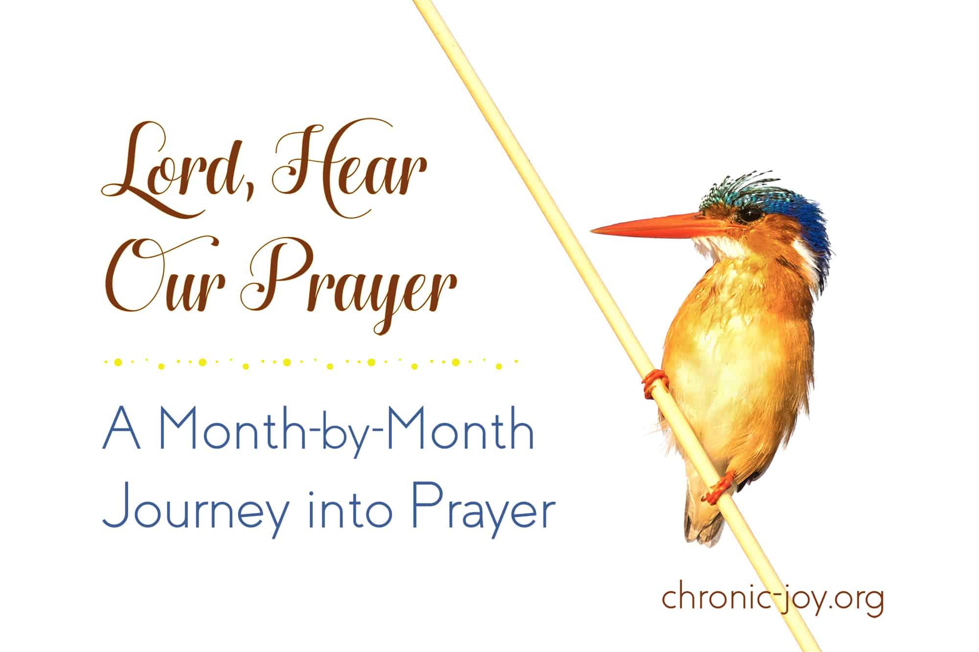Journey into Prayer