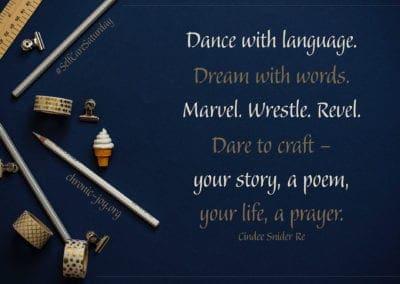 Dance. Dream.