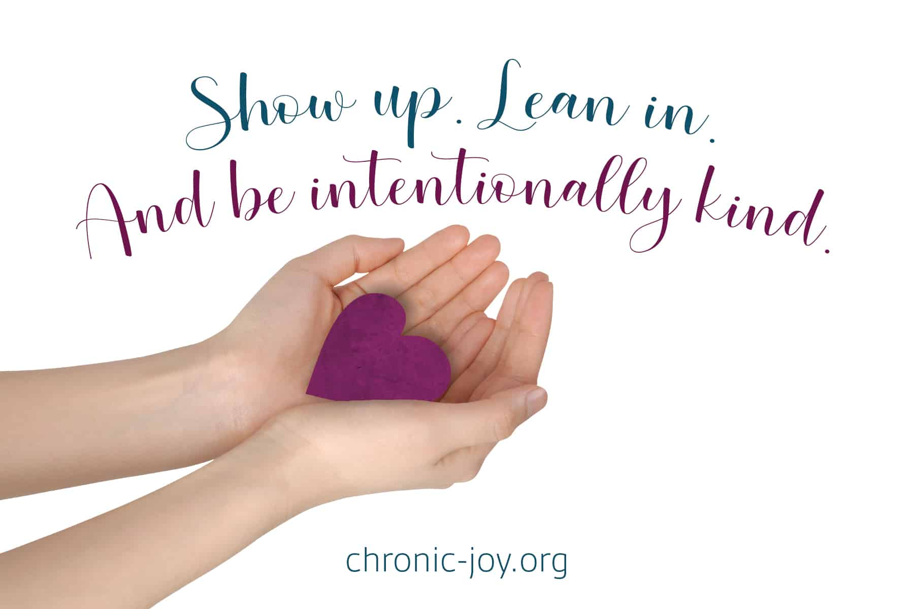 Intentional Kindness