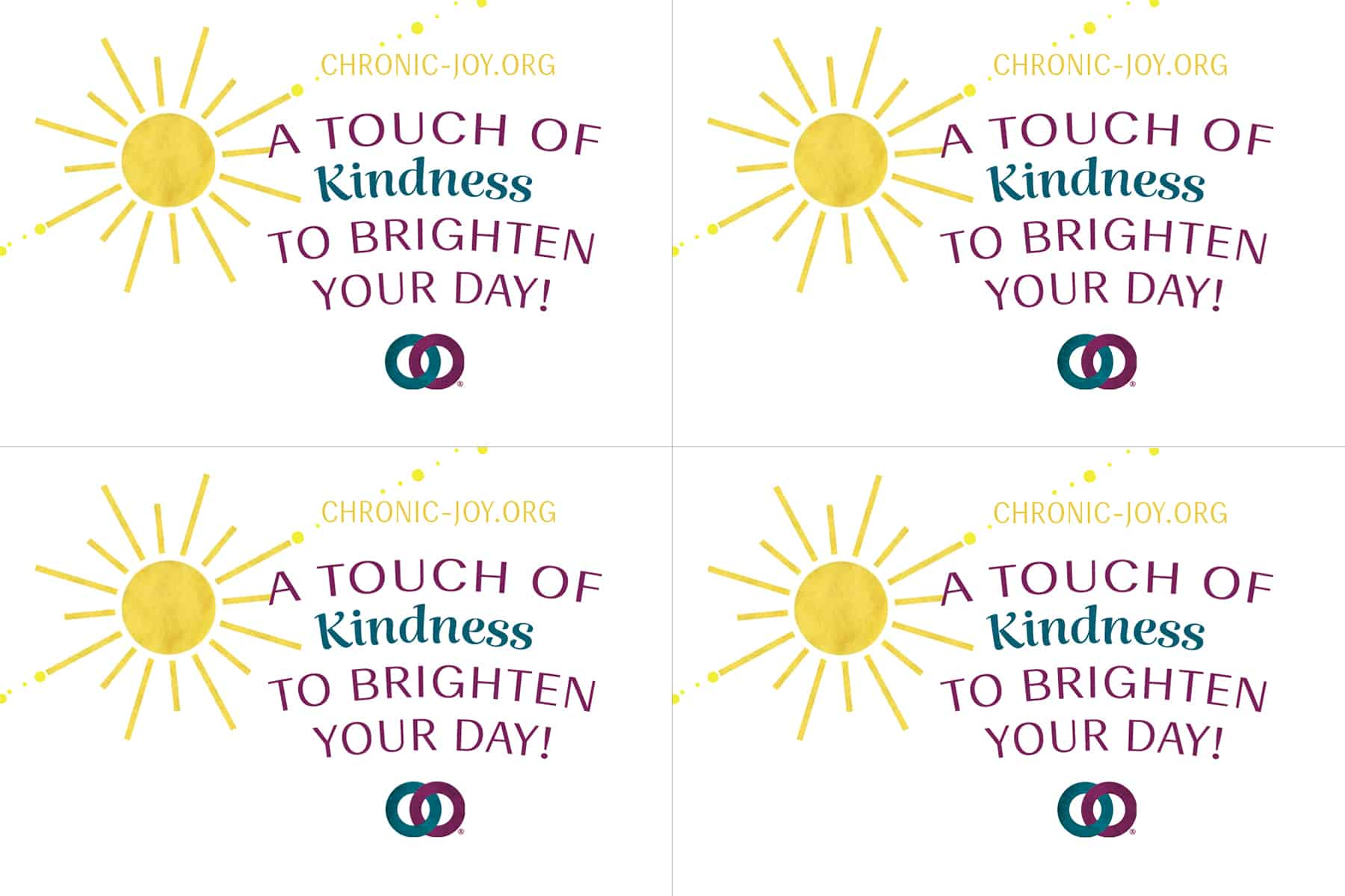 Intentional Kindness Gift Tags