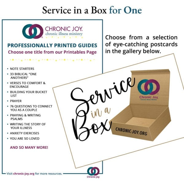 Service in a Box for One