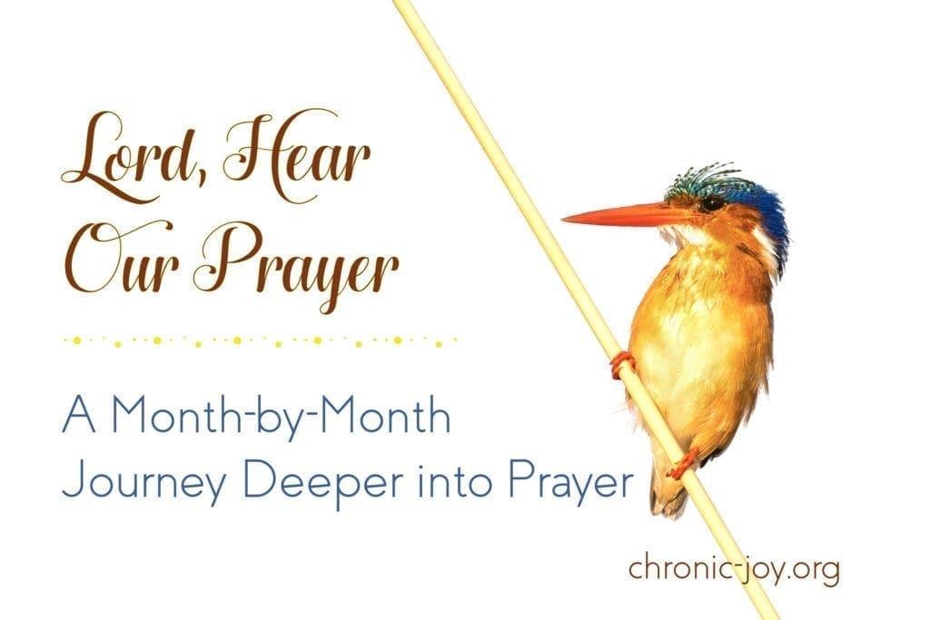 Journey Deeper into Prayer