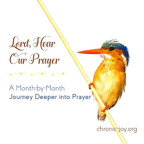 Journey Deeper into Prayer