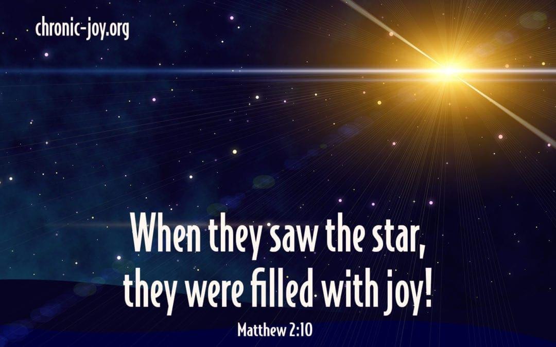 Ecstatic with Joy • Newsletter
