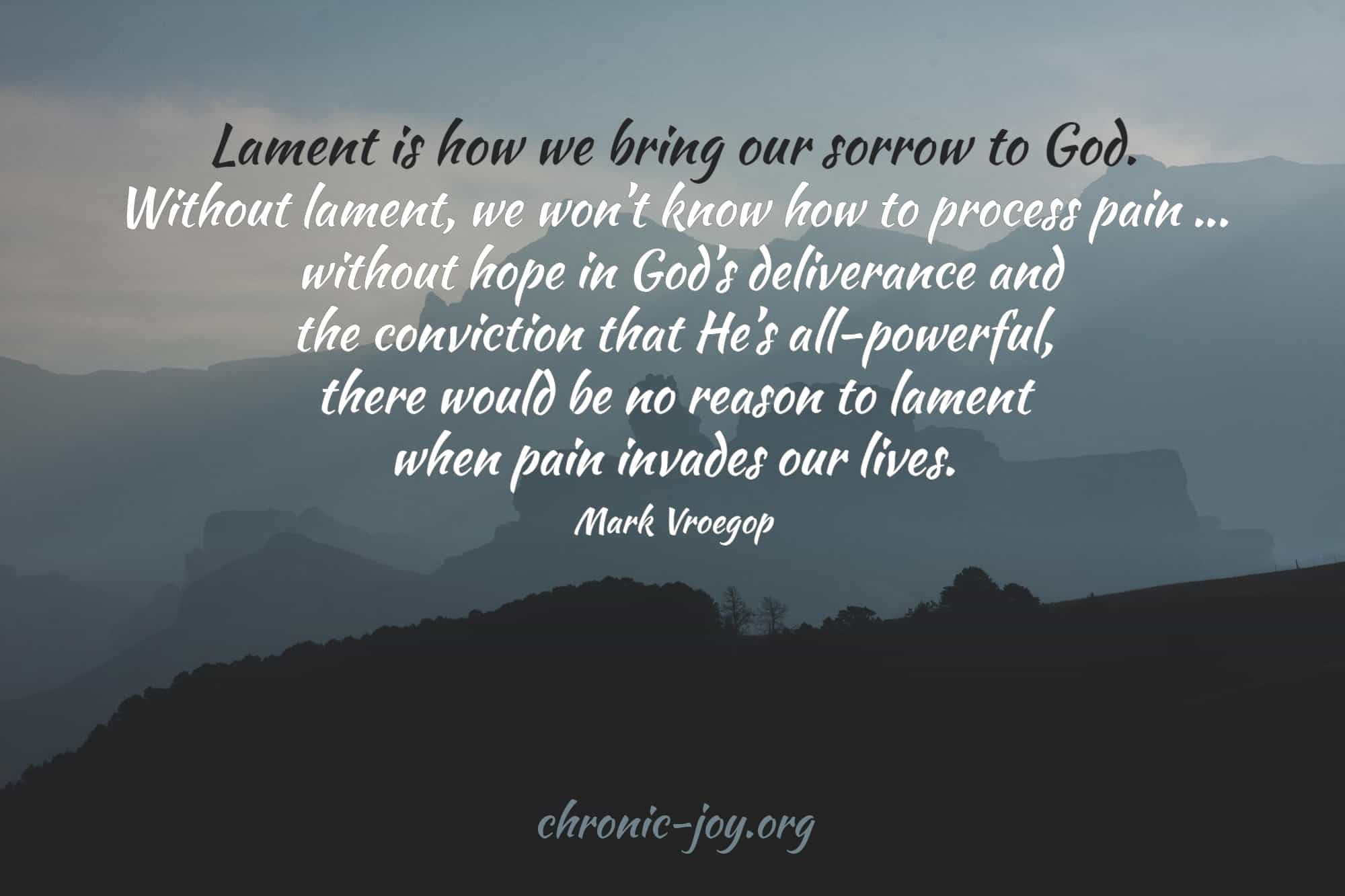 Coping with Depression Through God's Sustaining Grace