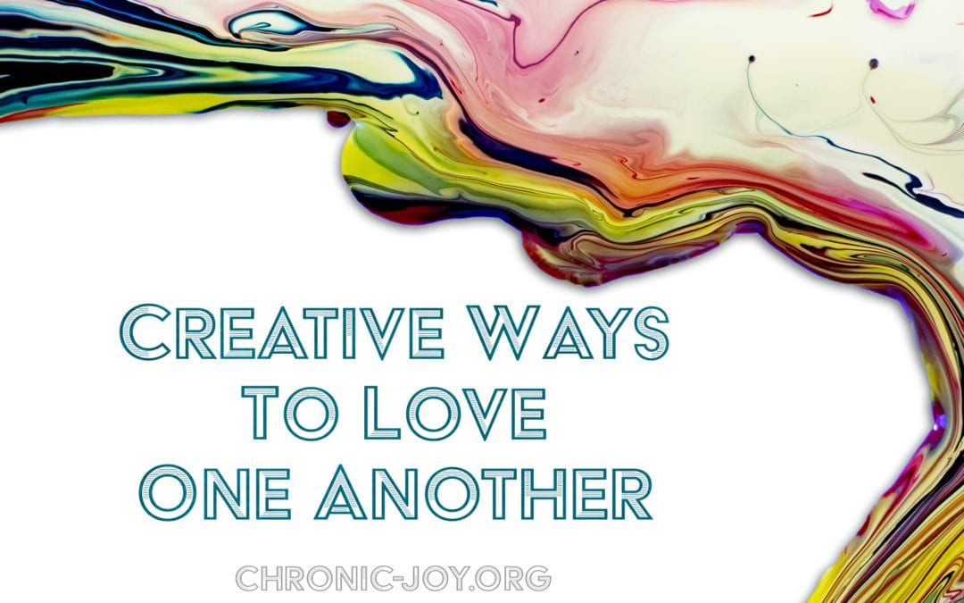 Creative Ways to Love One Another Newsletter